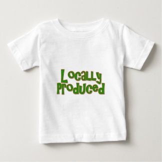 Locally Produced Infant T-shirt