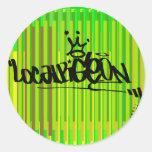 Localpigeon Stickers