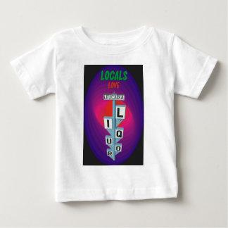 LOCALS LOVE LEUCADIA LIQUOR BABY T-Shirt