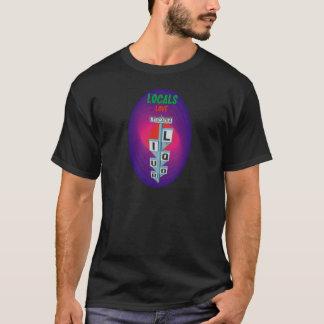 LOCALS LOVE LEUCADIA LIQUOR T-Shirt