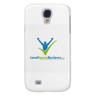 LocalSportsReview.com Funda Para Galaxy S4