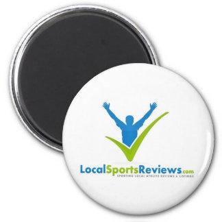 LocalSportsReview.com Magnet