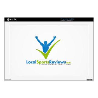 LocalSportsReview.com Skins Para 43,2cm Portátil