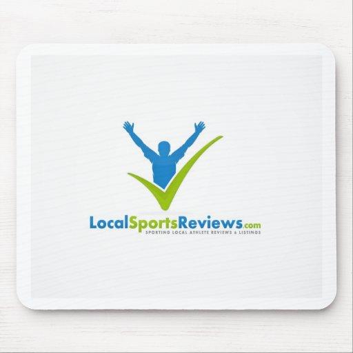 LocalSportsReview.com Tapete De Raton