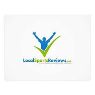 LocalSportsReview.com Tarjetas Postales