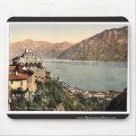 Locarno, Madonna del Sasso, Tessin, Suiza VI Mouse Pads