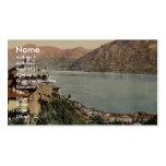 Locarno, Madonna del Sasso, Tessin, Suiza VI Tarjetas De Negocios