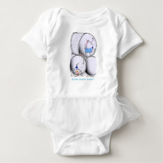 location location by tony fernandes baby bodysuit