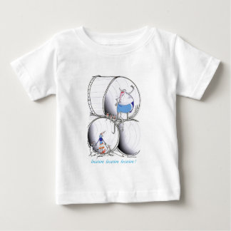 location location by tony fernandes baby T-Shirt