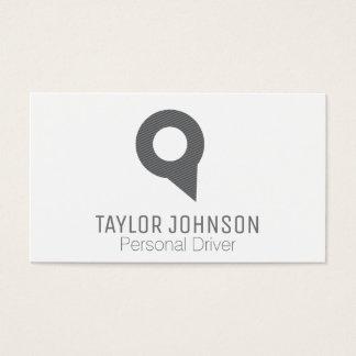 Locator Pin Business Card