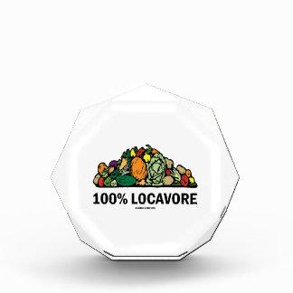 Locavore 100% (pila de verduras)