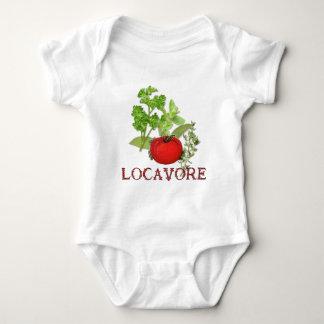 Locavore Baby Bodysuit