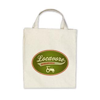 Locavore Tote Bags