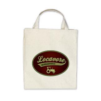 Locavore Canvas Bags