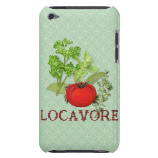 Locavore iPod Touch Case-Mate Cobertura