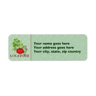 Locavore Label