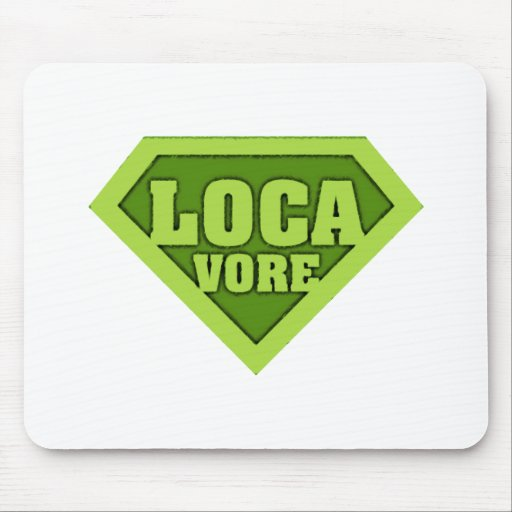 Locavore Mouse Mats