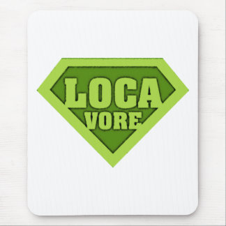 Locavore Mouse Pad