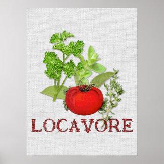Locavore Posters