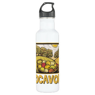Locavore Slow Food 24oz Water Bottle