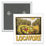 Locavore Slow Food Pin