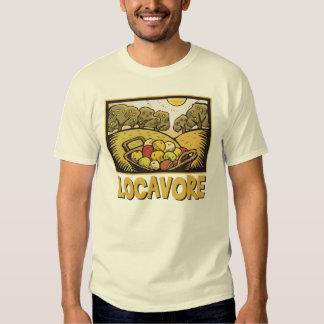 Locavore Slow Food Tee Shirts
