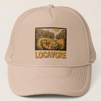 Locavore Slow Food Trucker Hat