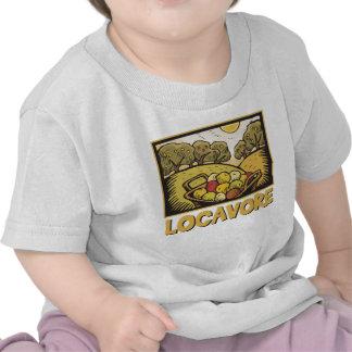 Locavore Slow Food Tee Shirt