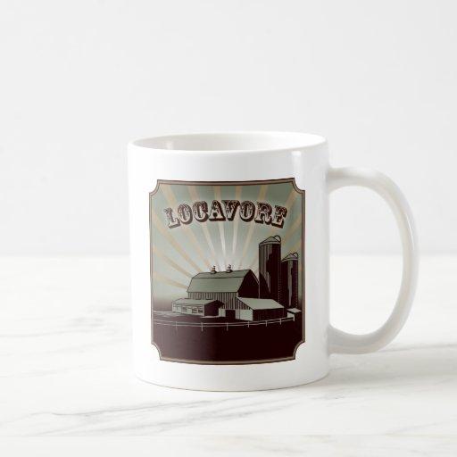 Locavore Taza De Café
