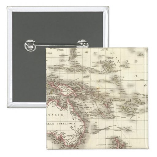 L'Oceanie - Oceanía Pins