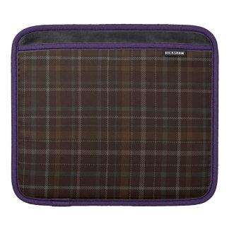 Loch Achaidh na h-Inich Plaid iPad Sleeve