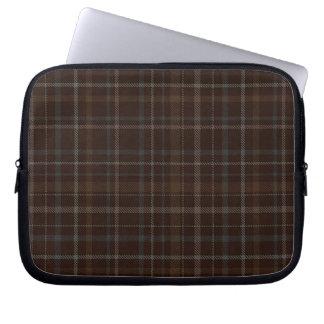 Loch Achaidh na h-Inich Plaid Laptop Sleeve