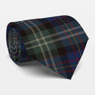 Loch Achanalt Plaid Neck Tie