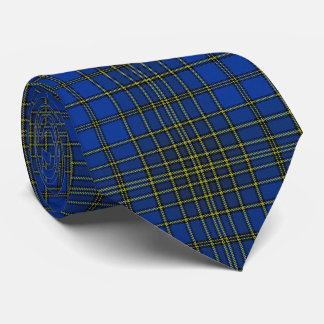 Loch Achonachie Plaid Neck Tie