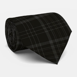 Loch Achray Plaid Neck Tie