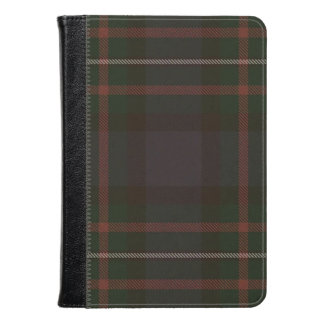 Loch Achtriochtan Plaid Kindle Case