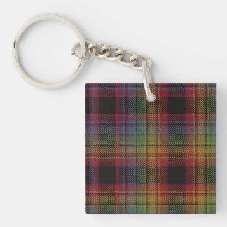 Loch Ard Tartan Plaid Keychain