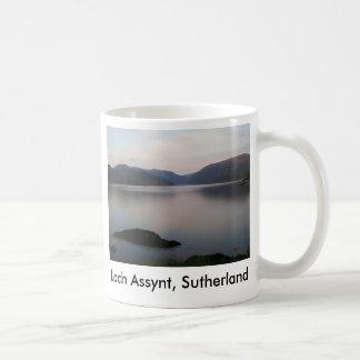 Loch Assynt, Sutherland Classic White Coffee Mug