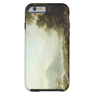 Loch Awe, Argyllshire, c.1780-1800 (oil on canvas) Tough iPhone 6 Case