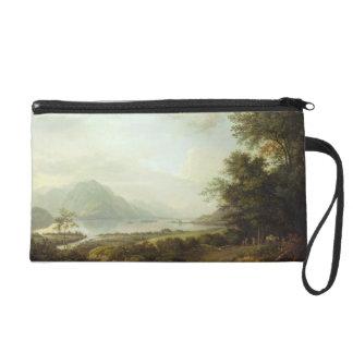 Loch Awe, Argyllshire, c.1780-1800 (oil on canvas) Wristlet