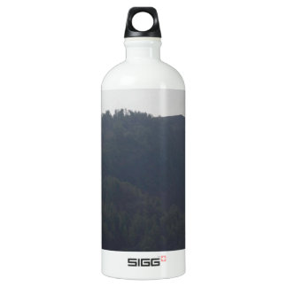 Loch Duich and its surroundings Aluminum Water Bottle