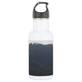 Loch Duich and its surroundings Stainless Steel Water Bottle