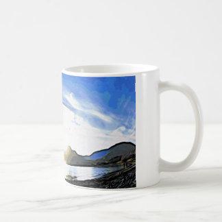 Loch Kishorn Sunset Mug