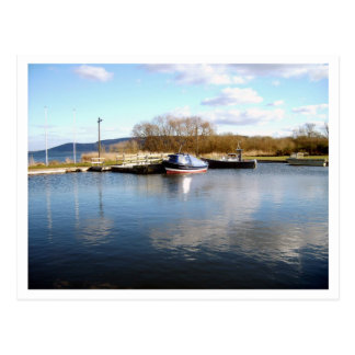 Loch Leven 02 Poscard Postcard