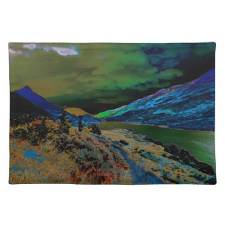 Loch Leven and Glencoe mountain Placemat