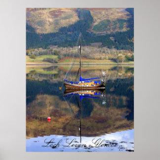 Loch  Leven  Glencoe Posters