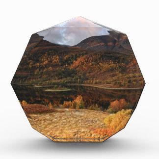 Loch Leven, Glencoe, Scotland Acrylic Award