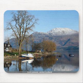 Loch Lomond, central Scotland Mouse Pad