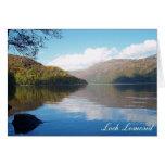 Loch Lomond Felicitaciones