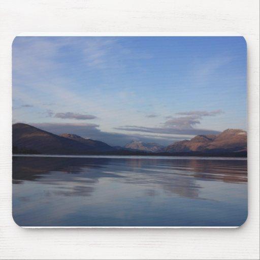 Loch Lomond Mousemat Mouse Pad